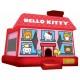 Hello Kitty Jumping Castle