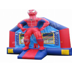Spiderman Moonwalk