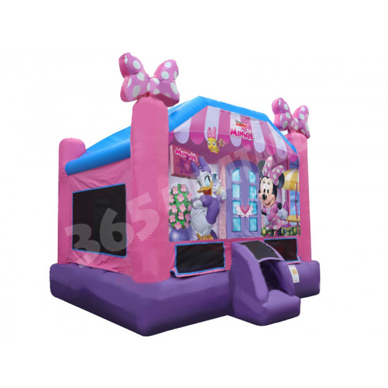 Minnie Jumping Castle