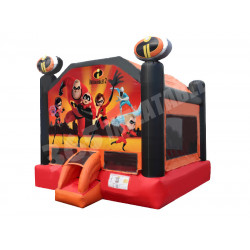 Incredibles Jumping Castle