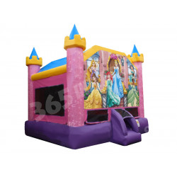 Magicjump Princess Jumping Castle
