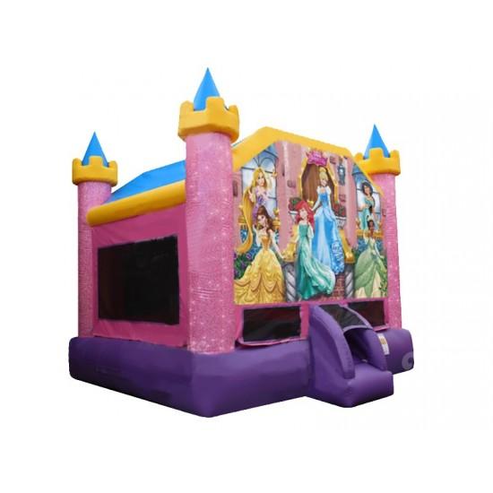 Magicjump Princess Jumping Castle
