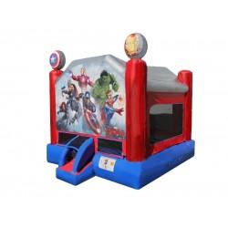 Avengers Jumping Castle