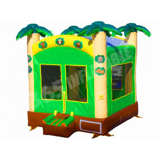 Jungle Jumping Castle