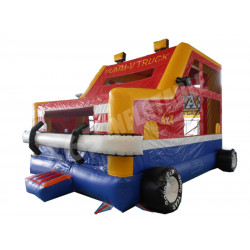 Inflatable Jumper Truck