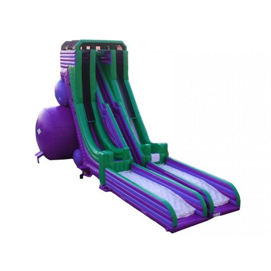 Tallest Inflatable Slide