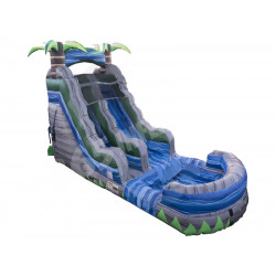 Water Slide Jumping Castle