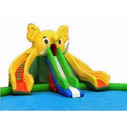 Water Slide Pools Inflatable