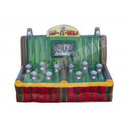 Whack A Mole Game Inflatable