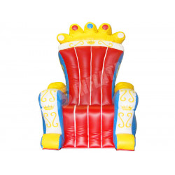 Giant Inflatable King Chair