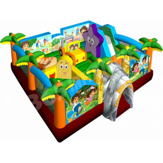 Dora Diego Toddler Jumping Castle