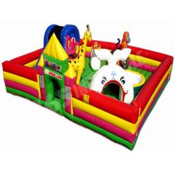 Animal Land Junior Jumping Castle