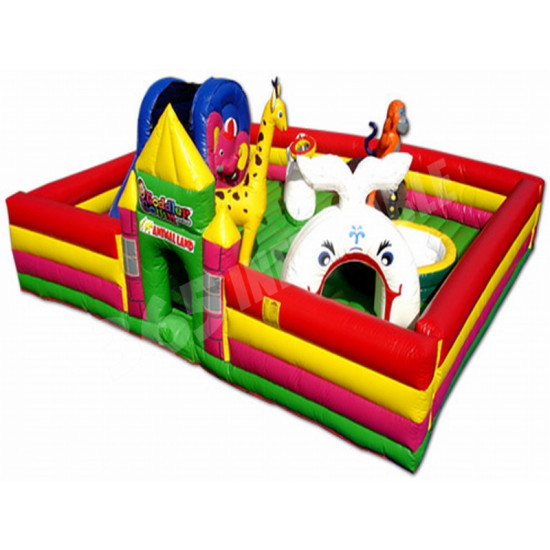 Animal Land Junior Jumping Castle