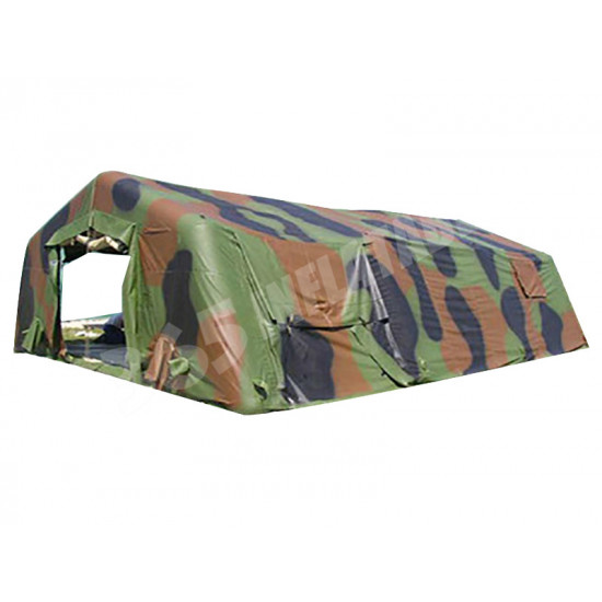 Airtight Inflatable Military Tent