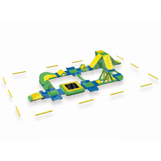 Wibit Inflatable Water Park