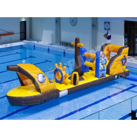 Aqua Run Inflatables