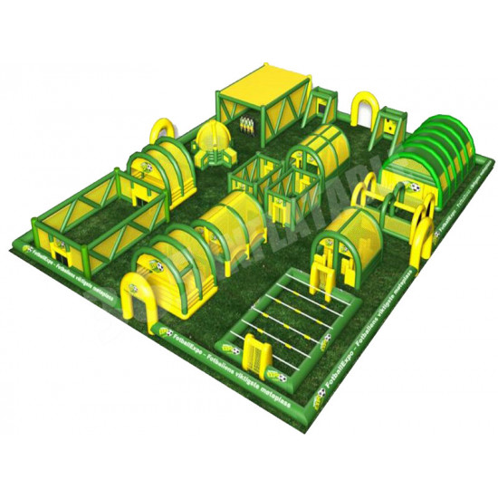 Inflatable Football Traning Game