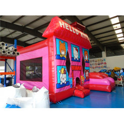Hello Kitty Jumping Castle