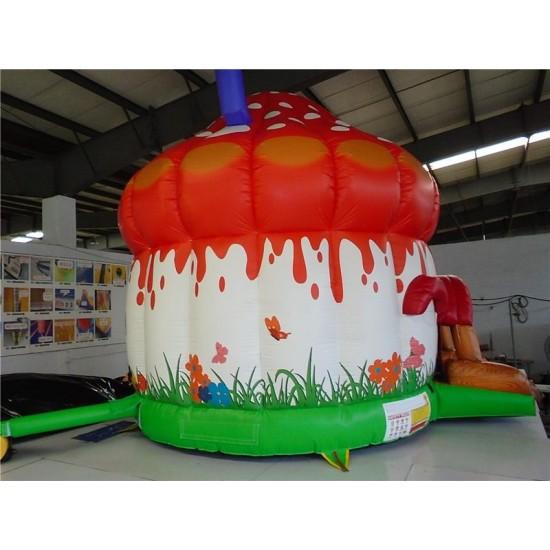 Inflatable Mushroom