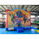 Justice League Backyard Jumping Castle