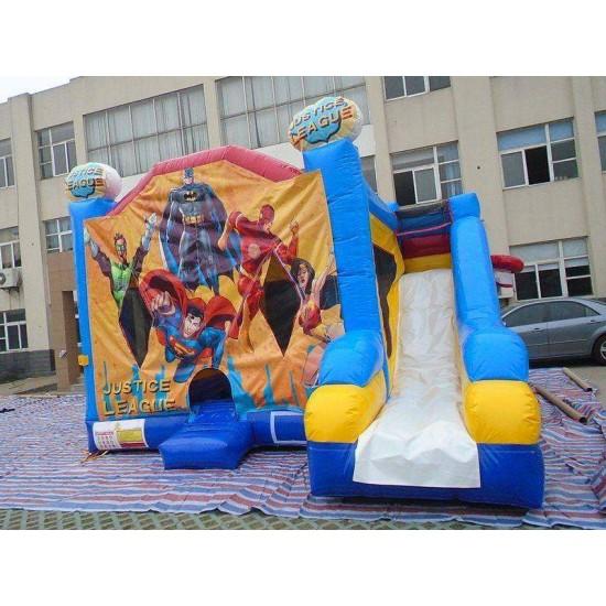 Justice League Combo Jumping Castle