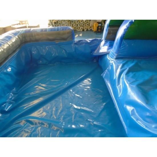 Water Slide Jumping Castle