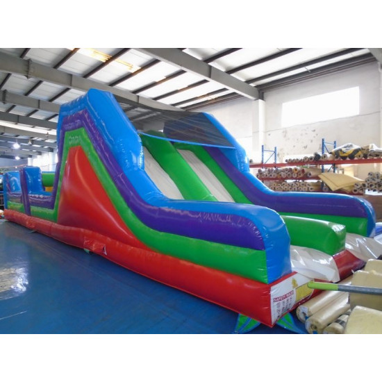Obstacle Course Jumping Castle