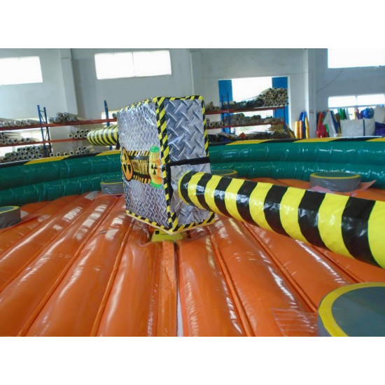 Meltdown Mechanical Ride Wipeout Multiplayer