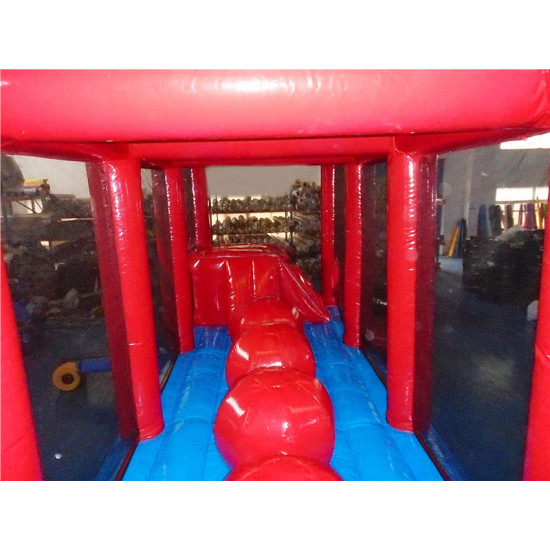 Wipeout Inflatable Obstacle