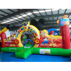 Mickey Mouse Toddler Jumping Castle