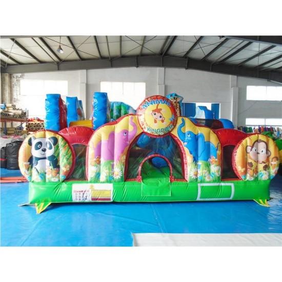 Animal Kingdom Junior Jumping Castle